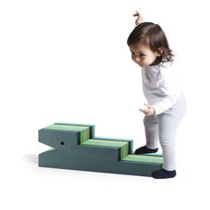 Climb him, rock him, use him as stilts – make it snappy with our crock who loves to play! Our Crocodile is an essential part of our 7 stylish pieces which will help develop your child's gross motor skills, build core strength, develop muscles, strengthen bones and make home therapy a feast of fun and exploration.   http://blossomforchildren.co.uk/at-home/73-bobles-crocodile.html