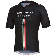 Castelli Exclusive Milano Team 2.0 Jersey Short Sleeve Cycling Jerseys a4826b3e5