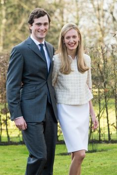 On 15 February 2014, the Belgian Royal Court announced the engagement of Prince Amedeo to Nobile Elisabetta 'Lili' Maria Rosboch von Wolkenstein