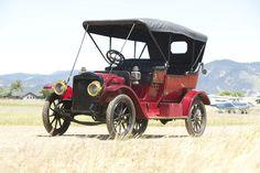 1910 WHITE MODEL O-O 5-PASSENGER TOURING