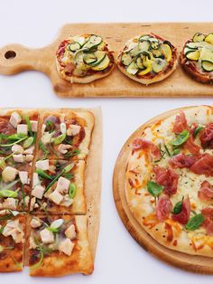 Pizza Three Ways, You Can't Go Wrong! | Robin Miller Cooks and Chats