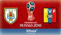 Kualifikasi Piala Dunia-Prediksi Uruguay vs Venezuela 7/10/2016  10/7/2016 06:00 Jumat   GMT+7/WIB  http://www.90bola.top/berita/Kualifikasi-Piala-Dunia-Prediksi-Uruguay-vs-Venezuela-7-10-2016-169478.html  90bola.top