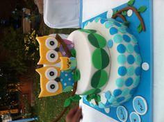 Torta bautizo de mi bebe