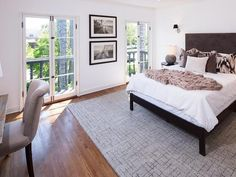 Where Desi Loved Lucy: Bedroom
