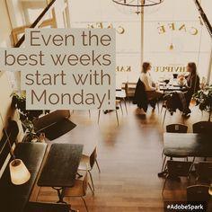 Today will be the best Monday of the week  #mondaymotivation #mondaymorning #mondayblues #softwareengineering #adobebasel #adobelife #adobe #adobeexperience #aem #java #javascript #ui #ux #uidesign #uxdesign #basel #baselcity #baselswizz #switzerland #tech #development #developer #apache