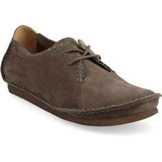 Clarks Faraway Field Shoes - Women's