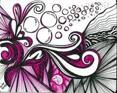 bubbly doodle