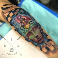 50 Consciousness Tattoo Designs For Men- Awareness Ink Ideas Yoga Tattoos, Body Art Tattoos, New Tattoos, Sleeve Tattoos, Chakra Tattoo, Tattoo Life, Meditations Tattoo, Tattoo Studio, Alex Grey Tattoo