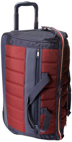 Tommy Hilfiger Classic Sport 22 Inch Wheeled Duffle -- Want additional info? Click on the image. (This is an Amazon Affiliate link and I receive a commission for the sales)