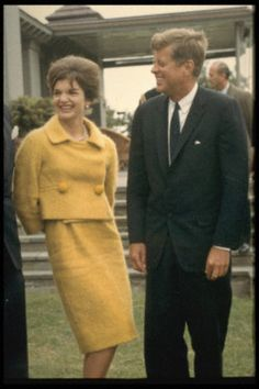 Jackie and JFK at Hammersmith Farm, 1962...an incredible woman with such style and grace!
