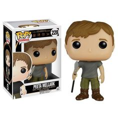 The Hunger Games Peeta Mellark Pop! Vinyl Figure