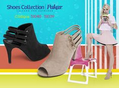 Tacones Moda Dama Shoes Collection Pakar Zapatos