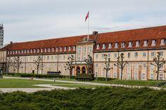 Kaserne der königlichen Leibgarde in Kopenhagen  ... #kopenhagen #leibgarde #königlich