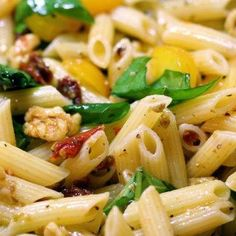 Oprah's Penne with Sun-Dried Tomatoes & Chicken