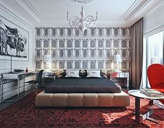 """Check out new work on my @Behance portfolio: """"Master bedroom"""" http://be.net/gallery/37613563/Master-bedroom"""