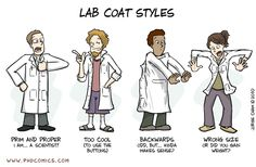 Wearing a lab coat may make you smarter! - OMG Facts