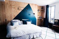 Hotel review, où dormir à Paris : Hôtel Henriette - http://www.mademoisellestef.com/hotel-review-ou-dormir-a-paris-hotel-henriette/