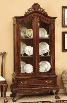 This Is A Lovely China Cabinet I M Going To Eventually Need Something Like
