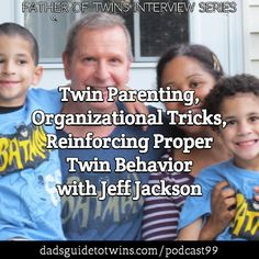 Twin Parenting, Organizational Tricks, Reinforcing Proper Twin Behavior with Jeff Jackson Twin Boys, Twin Babies, Gestational Hypertension, Raising Twins, Doula, Parenting Hacks, Need To Know, Behavior, Jackson