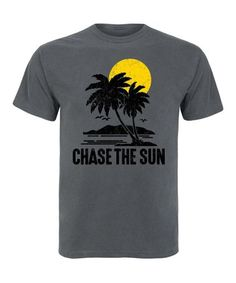 Loving this Coal 'Chase the Sun' Tee - Men on #zulily! #zulilyfinds