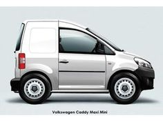 Good things – small packages: Introducing the all new Volkswagen Caddy Maxi Mini