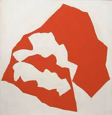 Jack Youngerman, Untitled, Red c. Artwork, Color, Art, Abstract Artwork, Image, Art Show, Artsy