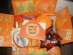 "Missionary package ""Orange you glad it's summer"""