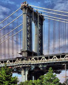Manhattan Bridge, Brooklyn Bridge, George Washington Bridge, Travel, Viajes, Traveling, Trips, Tourism