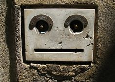 fossilised early cyberman by estherase, via Flickr