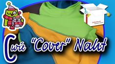 Fake Cover Naht & Color Blocking | Nählexikon A-Z #3 | Nähschule Anleitu... Textiles, Tricks, Videos, Cover, Color Blocking, Youtube, Sweatshirts, Sweaters, T Shirt