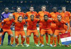 seleccion de Holanda