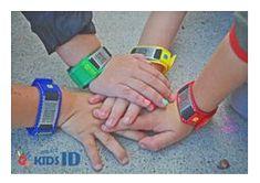 SmartKidsID - Smart Kids ID - Kids Identification - Uses a QR code!