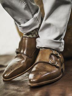 Ausgefallene Business Schuhe für Herren der Marke Prime Shoes