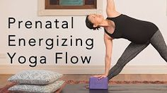 Prenatal Energizing Yoga Flow – – Yoga For Beginners and Advanced Prenatal Workout, Prenatal Yoga, Pregnancy Workout, Pregnancy Fitness, Fit Pregnancy, Yoga Flow Sequence, Different Types Of Yoga, Yoga Types, Yoga Images