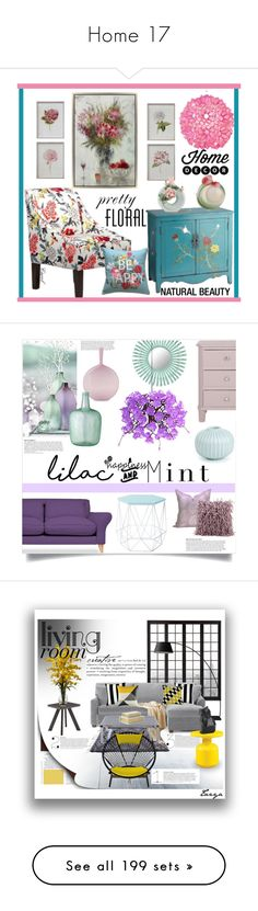 """""""Home 17"""" by ceci-alva on Polyvore featuring interior, interiors, interior design, Zuhause, home decor, interior decorating, Pier 1 Imports, Franz Collection, Worlds Away und floral"""