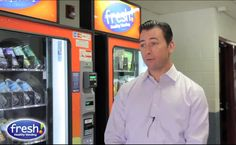Philadelphia Healthy Vending Operator Discusses How His Local Community Embraces Healthier Options