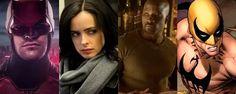 Noticias de cine y series: The Defenders: Mefisto podría ser el villano de la serie coral de Marvel y Netflix