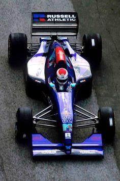 1994/4/30 - Roland Ratzenberger - MTV Simtek Ford S941- XIV Gran Premio di San Marino, Autodromo Enzo e Dino Ferrari - Imola