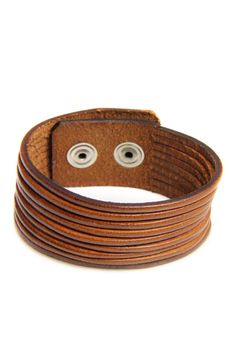 Leather String Bracelet my best friend would love this!