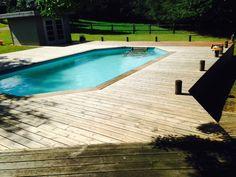 terrasse bois autour dune piscine tout ce quil vous faut sur
