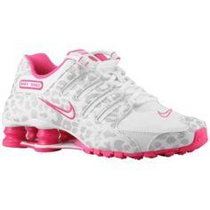 Nike Shox Femmes Guépard Rose