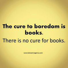 The only cure is more books.<< no books are a fix when you stop reading you have to get another book I Love Books, Good Books, Books To Read, Book Review Blogs, Def Not, Book Memes, Funny Book Quotes, Quotes Quotes, Funny Reading Quotes
