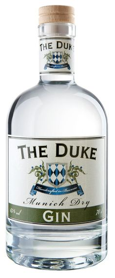 The Duke Munich Dry Gin 0,7 Liter