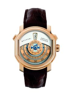 We love the Papillon Voyageur by Bvlgari!