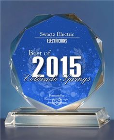 2015 Best of the Springs - Electrician - Swartz Electric