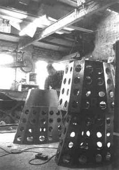 Dalek, Fair Grounds, Construction, Classic, Building, Fun, Travel, Buildings, Viajes