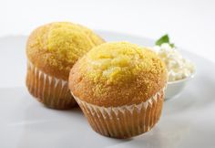 Corniest Corn Muffins. Constructed from choice ground corn with whole ...