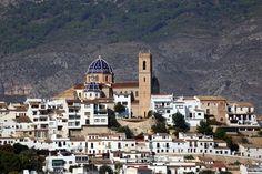 Altea, Alicante - Costa Blanca (Espagne)