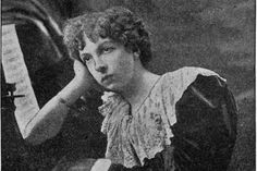 Cécile Chaminade (08/08/1857 - 13/04/1944)
