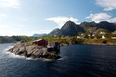 Norway's Lofoten Islands are best explored as a local. Rent a fisherman's cozy cottage, try your luck at catching cod, and take in the beauty of the midnight sun and northern lights from the islands' pebble beaches.